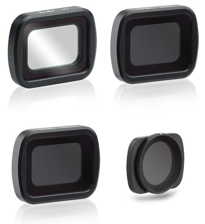 ワンランク上の動画撮影のために。DJI Osmo Pocket用のマグネットフィルター、揃えてみない?