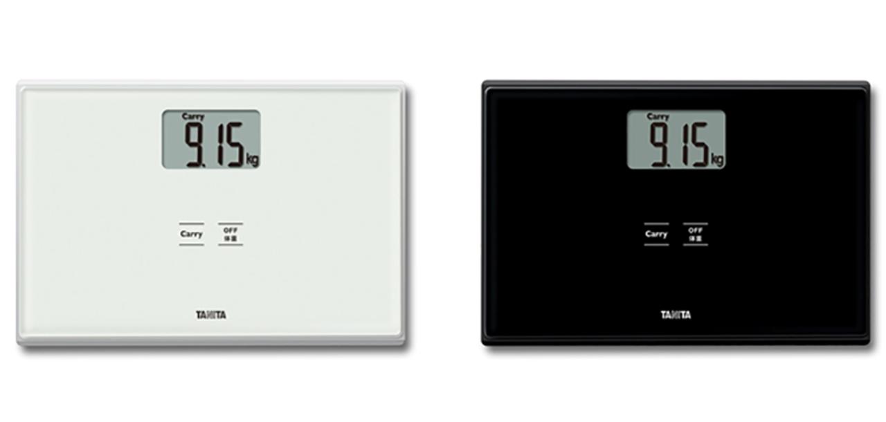 体重計が引き算を覚えたので、旅の荷物も計量できます