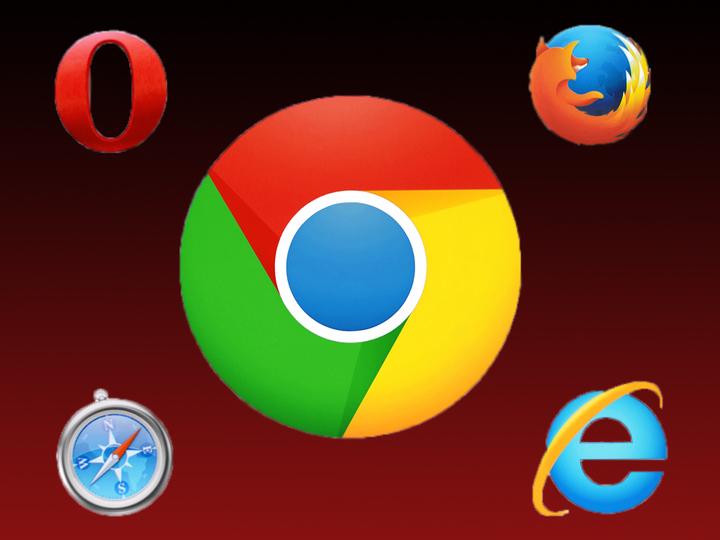 グーグルはクローム以外のブラウザーをいじめる悪癖があるみたい