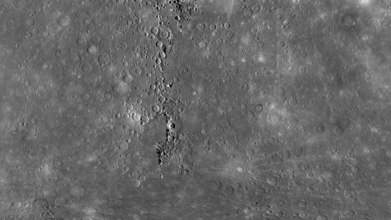 水星と地球のコアの大きさはだいたいおんなじ