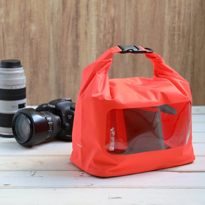 GW長期旅行に良いかも? カメラを湿気から守る、運べるドライボックス
