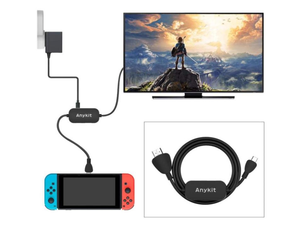 【きょうのセール情報】Amazonタイムセールで80%以上オフも! Nintendo Switch専用HDMI変換ケーブルや折りたたみ式の車用収納ボックスがお買い得に