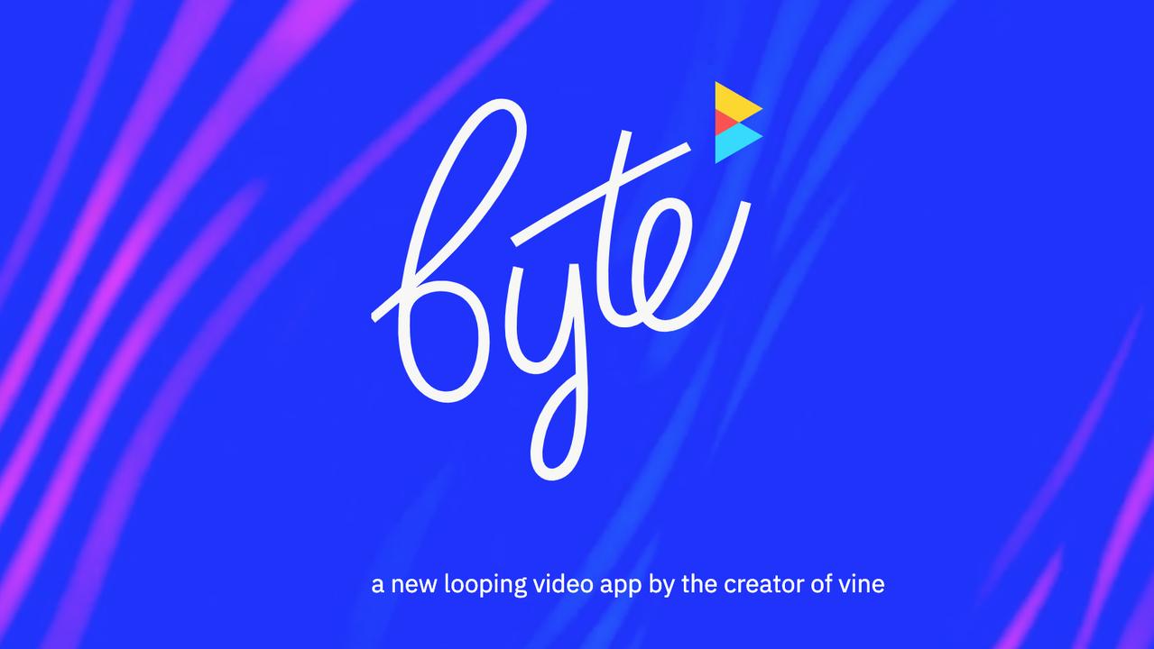 Vineの生まれ変わり。6秒動画サービス「Byte」の姿が明らかに