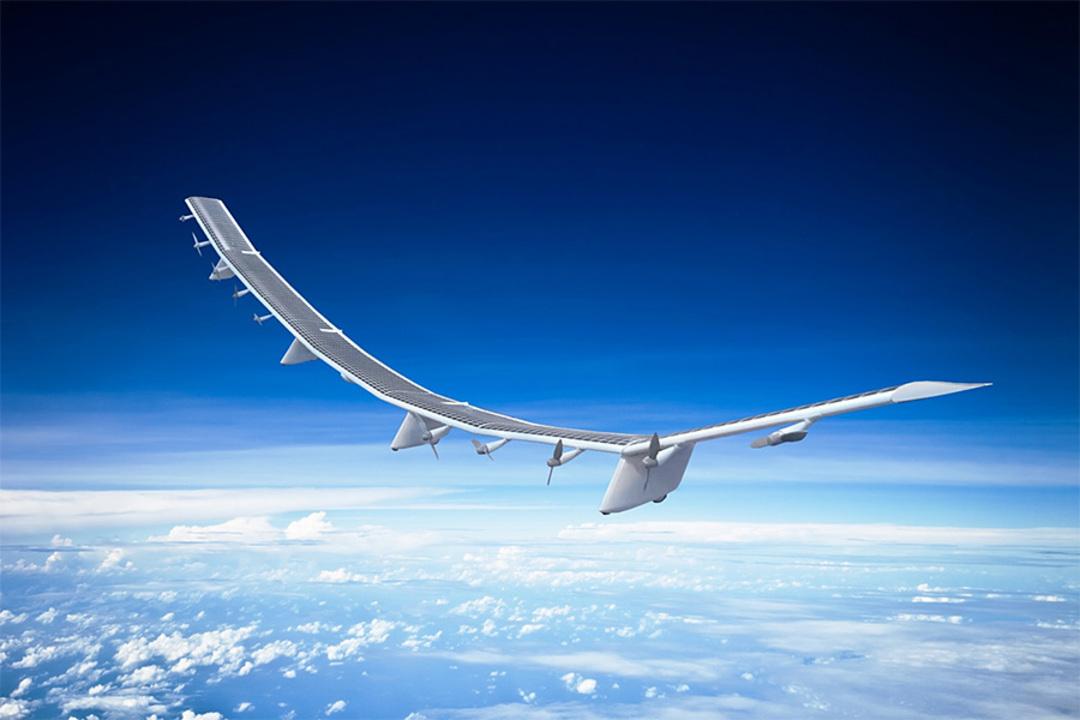 成層圏を無人飛行、 ソフトバンクのネットワーク提供航空機「HAWK30」を発表