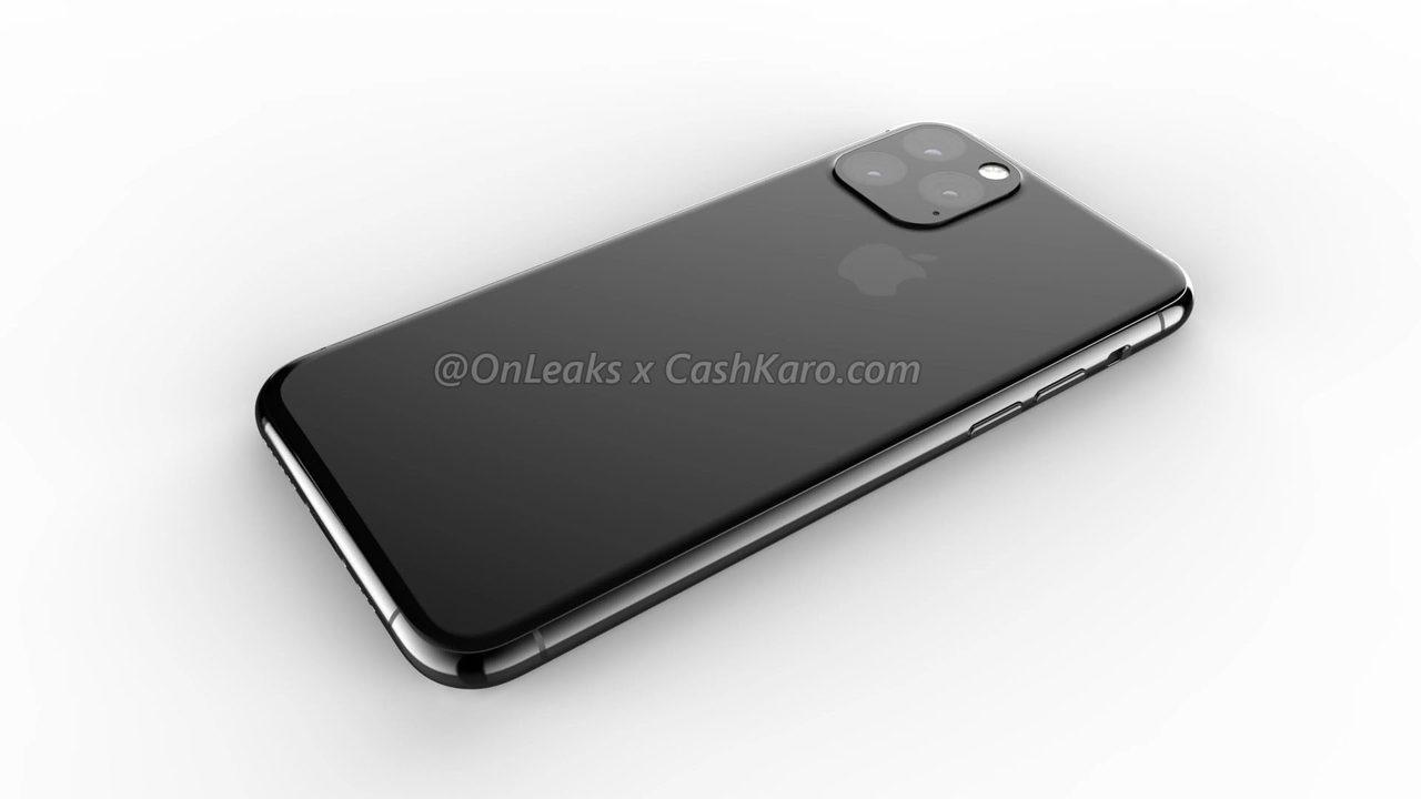 次期iPhoneでは3カメラが背面一体ガラスデザインに? 新デザインの予測画像