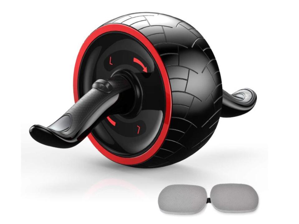 【きょうのセール情報】Amazonタイムセールで80%以上オフも! 膝マット付き腹筋ローラーや2,000円台で通知・防水機能搭載の多機能スマートウォッチがお買い得に