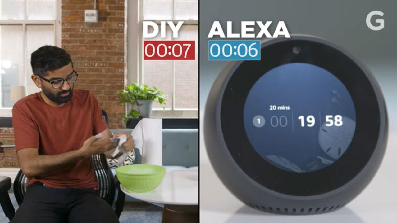 人間VSアレクサ:AIに頼むより自分でやったほうが早い3つのこと