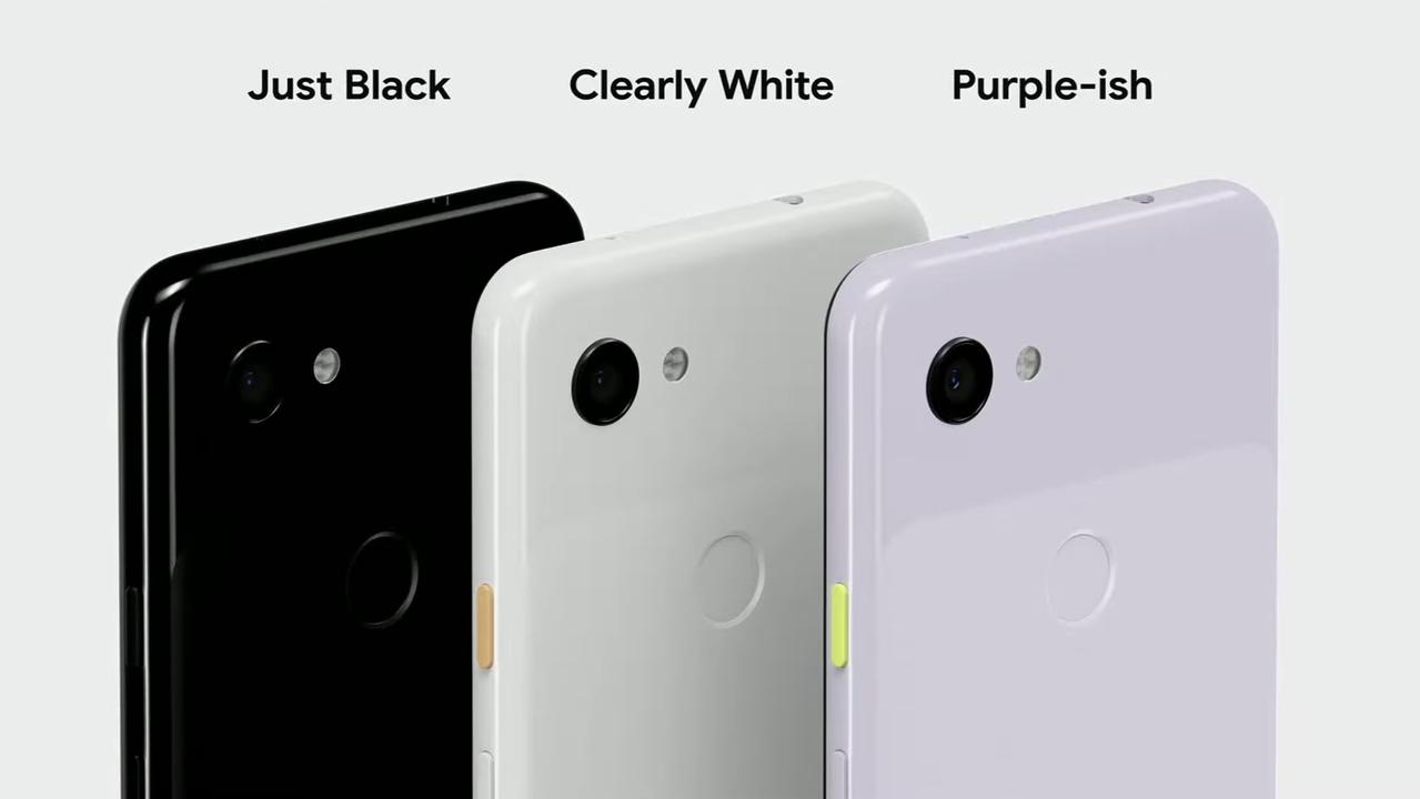 google pixel 3a simフリー