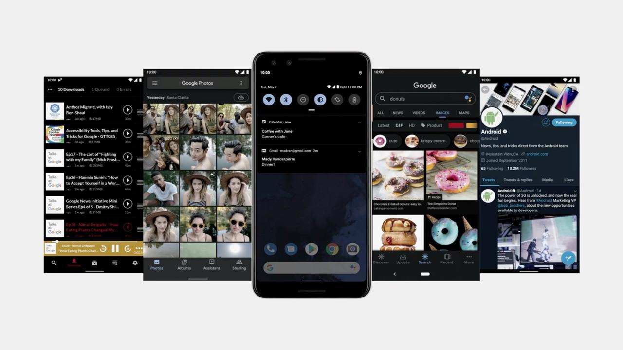 「Android Q」の知っておきたい新機能まとめ! #io19