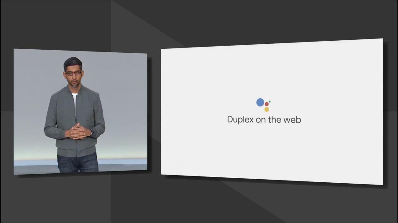 「Duplex on the web」ならレンタカーもサクッと予約できる! #io19