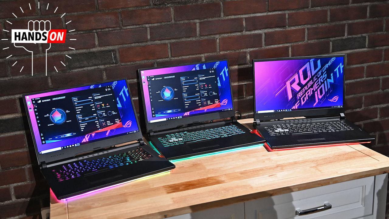 ASUSがゲーミングノートPCを一挙刷新。第9世代Coreプロセッサ搭載