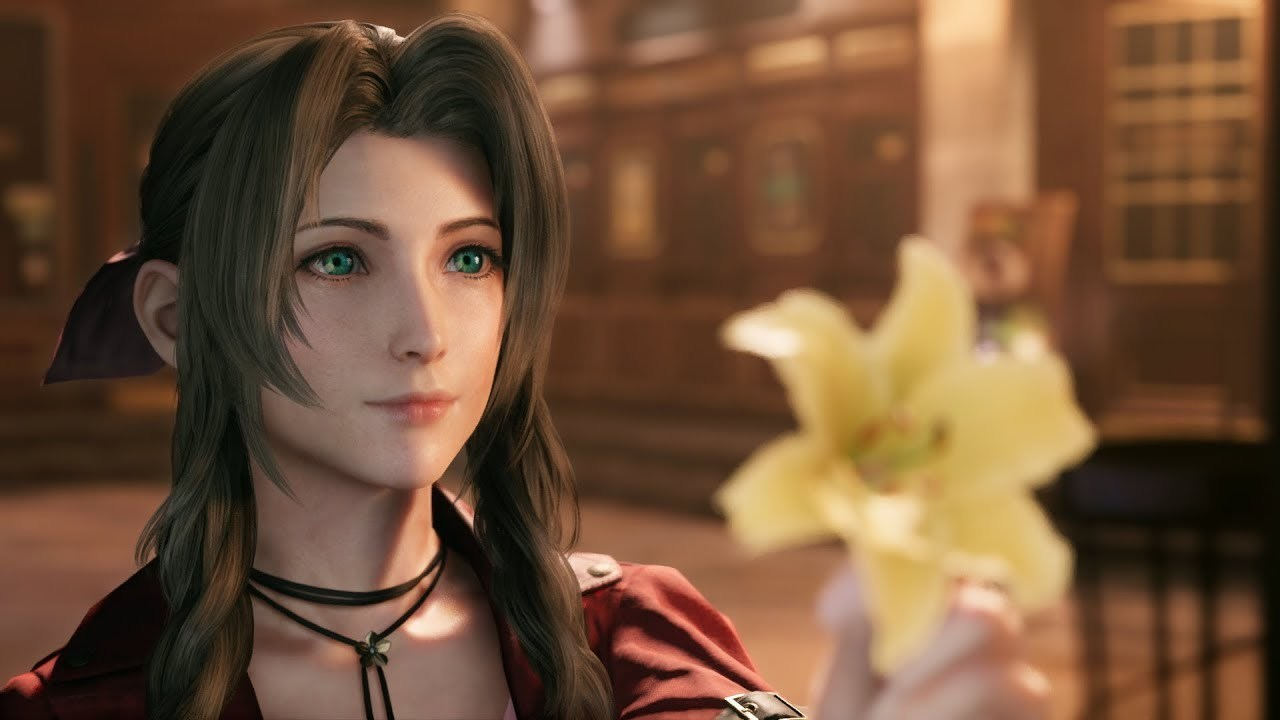 Image result for ff7 リメイク
