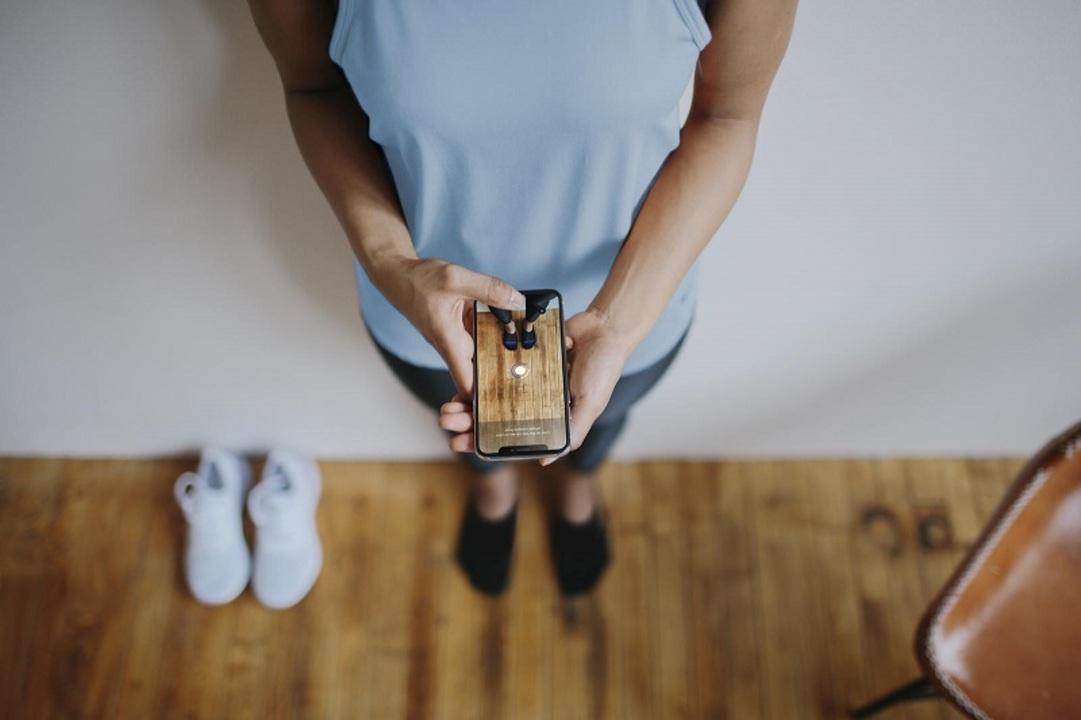 Nikeの公式アプリに足のサイズを採寸してくれるAR機能「Nike Fit」追加へ