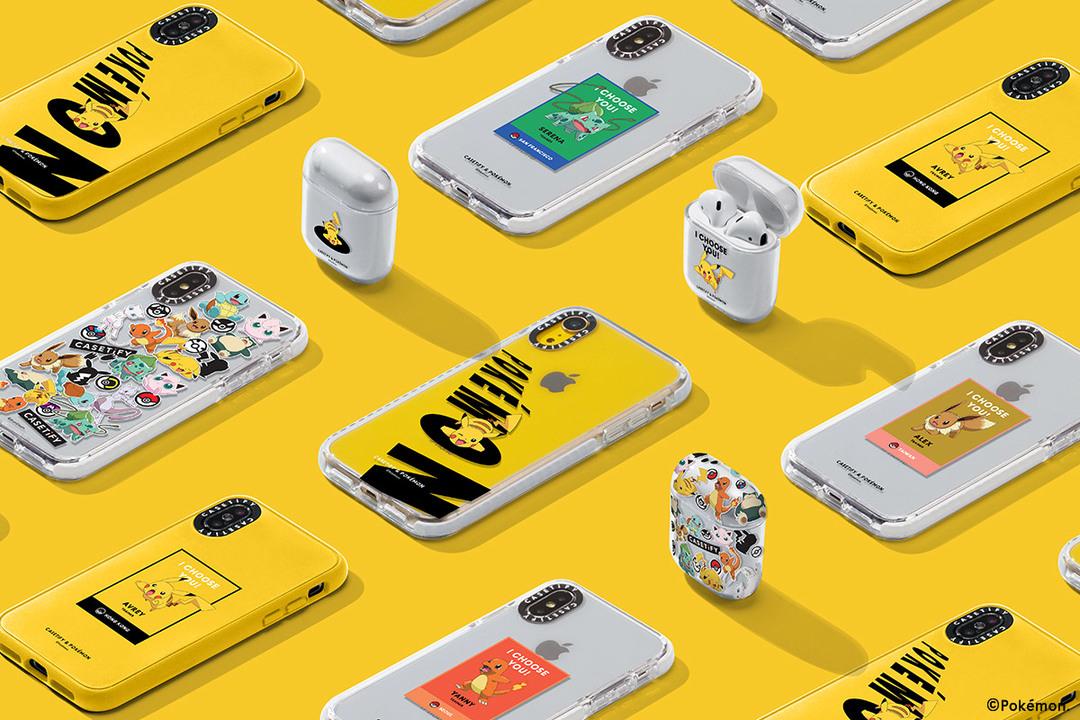 今夜じゃぞ! ポケモンデザインのiPhoneケース、AirPodsケースが発売されるんじゃ!