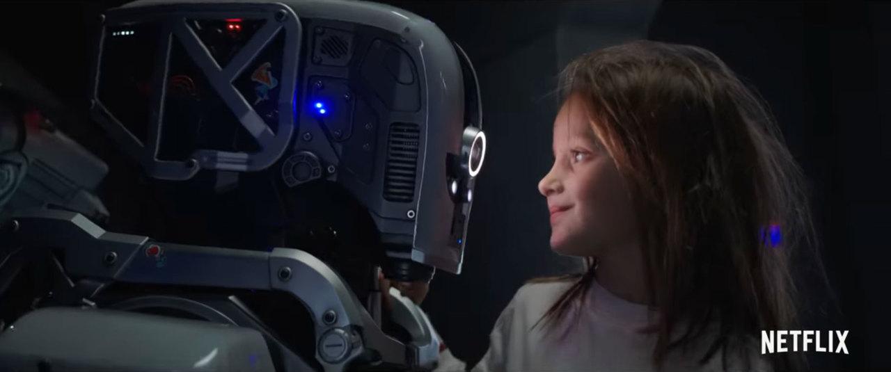 お母さんはロボット...Netflix映画『I Am Mother』がゾクゾクする