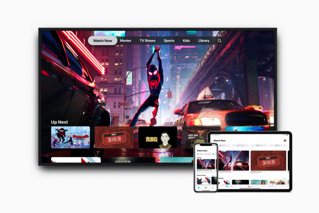 新しい「Apple TV」アプリがやってきた!