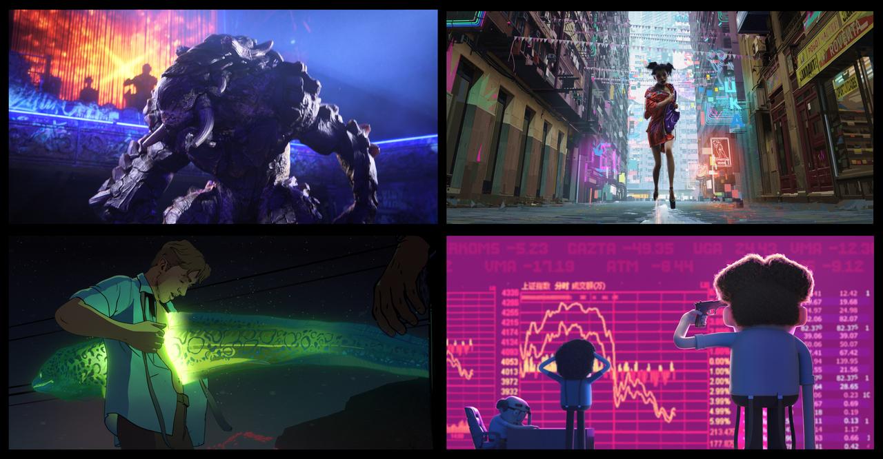 Netflixアニメ『ラブ、デス&ロボット』のティム・ミラー監督にインタビュー:「Netflixは最高のパートナー」