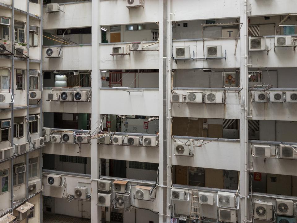 エアコンの室外機がCO2を回収する未来がくるかも