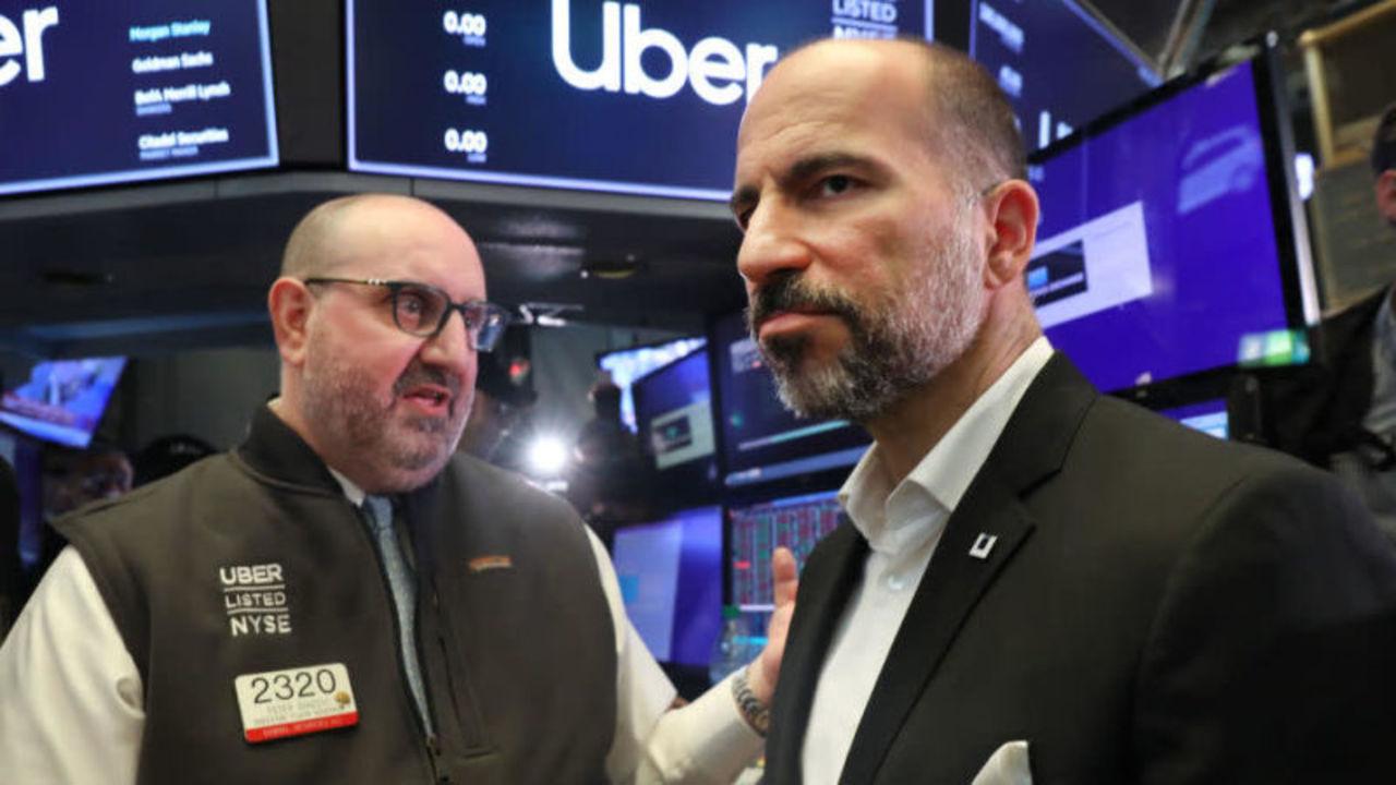 上場おめでとう、Uber。損失は米株式市場史上でも最悪だね