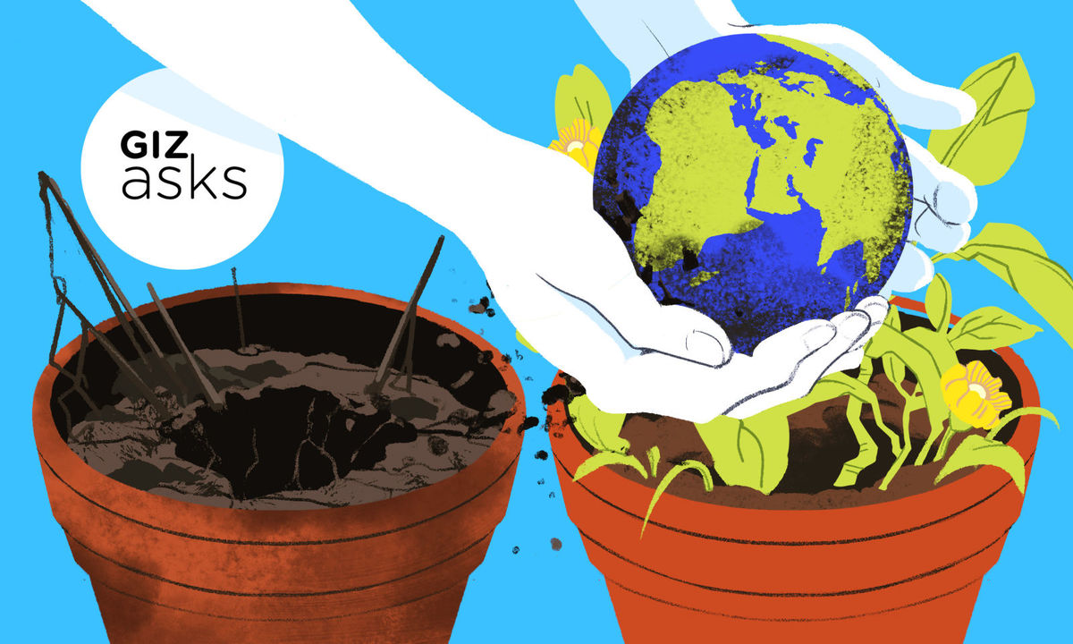 地球の自然破壊を止めるするにはどうすれば良いの?