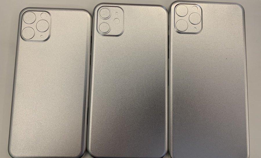 20f9d750ce 次期iPhoneの四角いカメラ突起を受け入れるべきなのか?2019-05-16 10:00:00 UP · 新型iPhoneはカメラ性能アップ? 「 ウルトラワイド」+「ズーム倍率強化