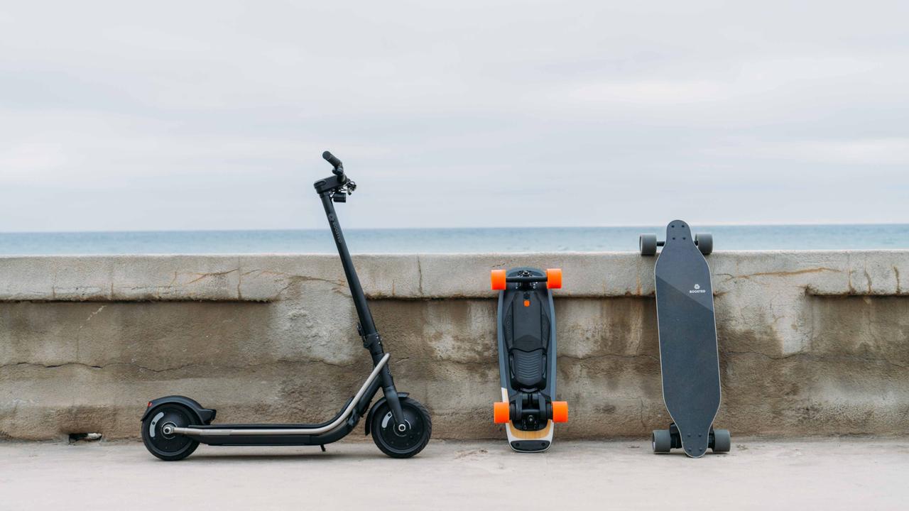 eスクーターのBoostedがまた危ない乗り物を作りました