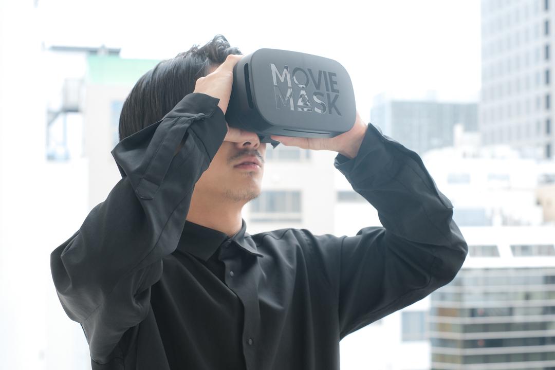 自宅に限らず、どこでもシネマ体験! スマホで没入感たっぷりの映像を楽しめる「MovieMask GO」を使ってみた