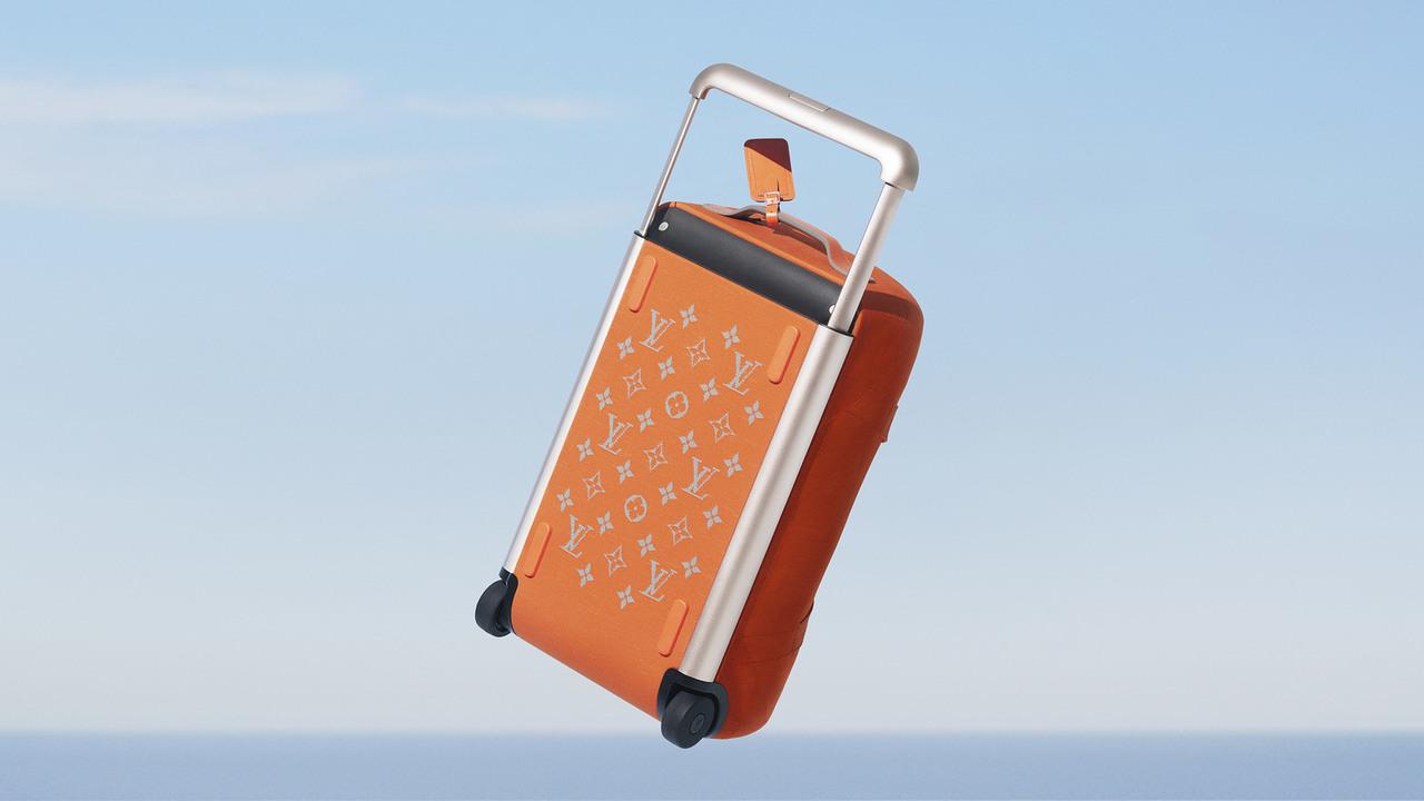 ダサい? ダサくない? マーク・ニューソン×ルイ・ヴィトンのスーツケース「ホライゾン ソフト」