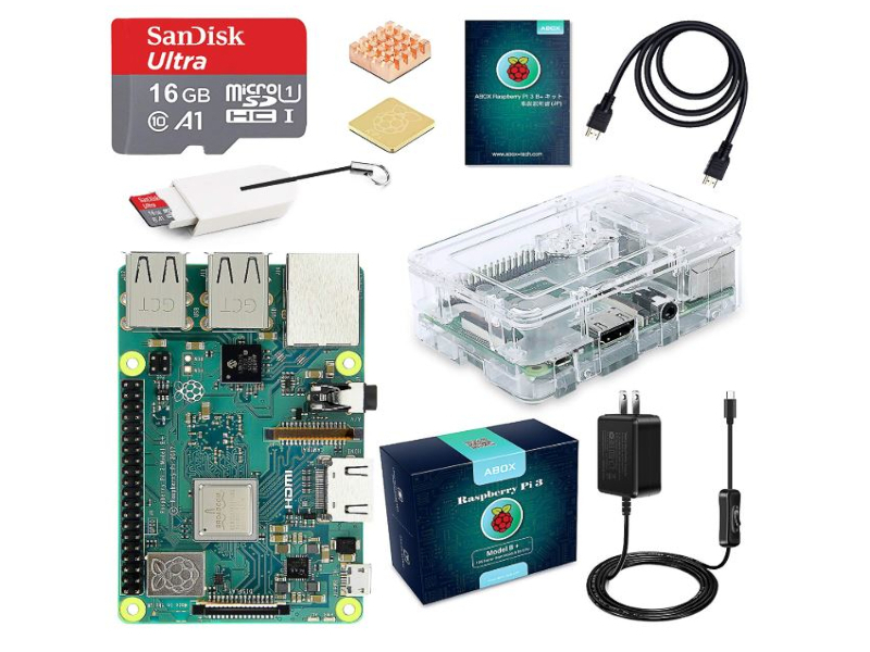 【きょうのセール情報】Amazonタイムセールで80%以上オフも! Raspberry Pi 3 Model b+ スターターキットや1,000円台の3in1充電ケーブルがお買い得に