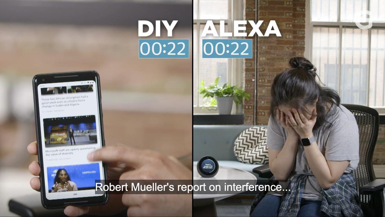 Alexaの音声操作って本当に時間の節約になるの? 試してみました