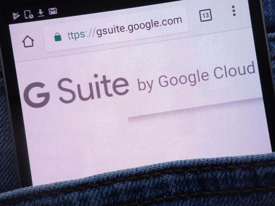 Google、ビジネス用G Suiteのパスワードをハッシュ化しないまま14年間も放置