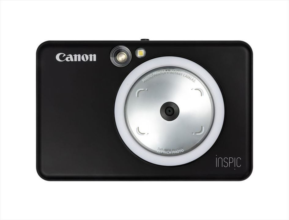もはやチェ◯。キヤノンの新iNSPiCはカメラ内蔵&スマホプリンタとしても使えるよ