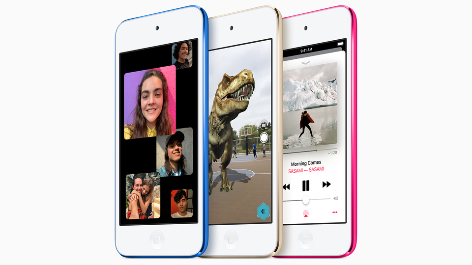 iPod touch、新型でた! 今買える一番安いiOSデバイス