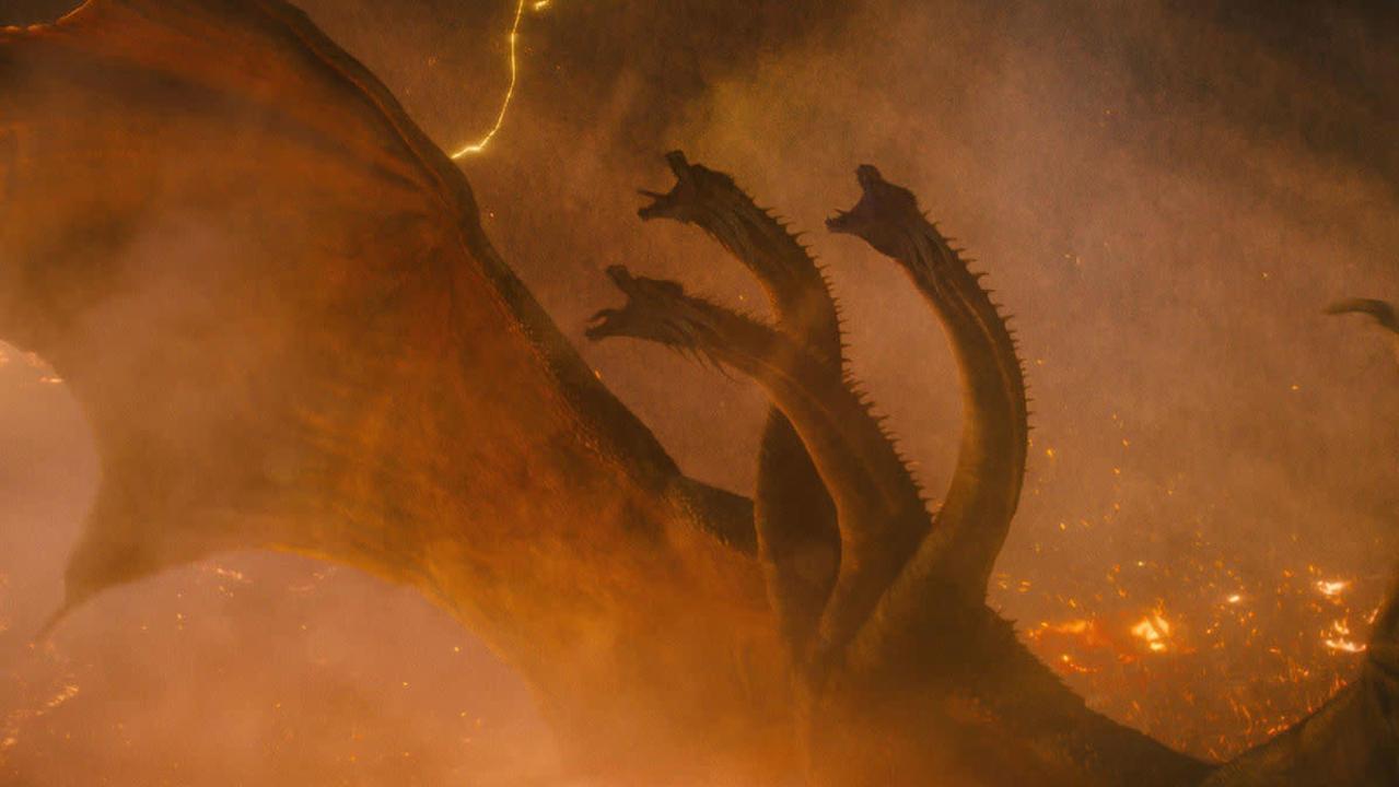 映画『ゴジラ キング・オブ・モンスターズ』:キングギドラがほかの映画のドラゴンと違うワケ