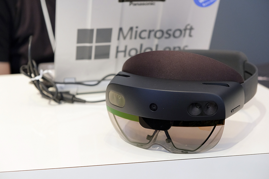 複合現実は可能性の獣でした。日本初ハンズオンのHoloLens 2を見てきた #decode19