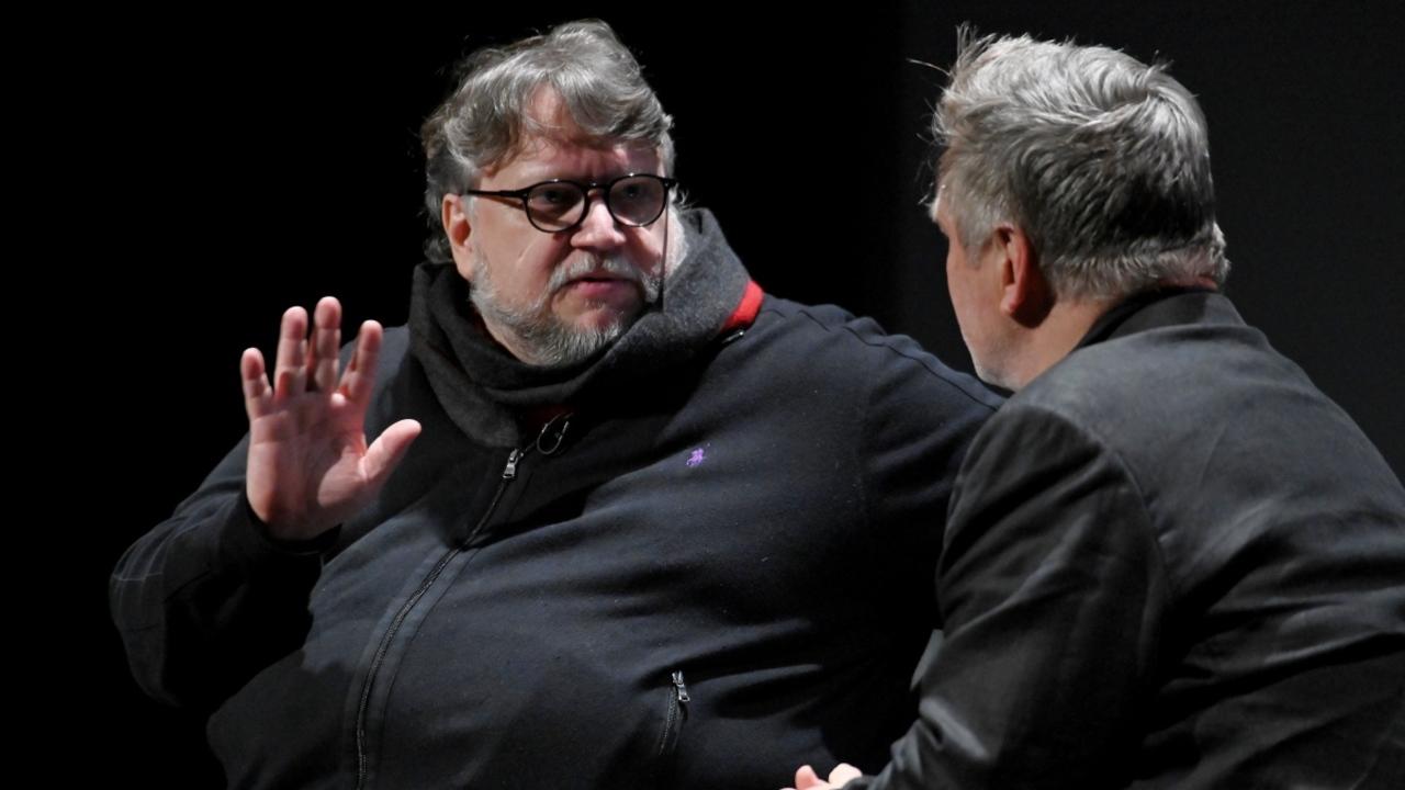 「脳みそは6パック」ギレルモ・デル・トロが映画製作について語る