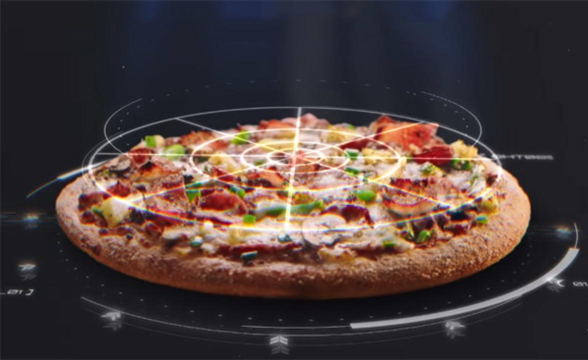 ピザ界でもAIは大活躍。ドミノ・ピザが人工知能で出来栄えを鑑定