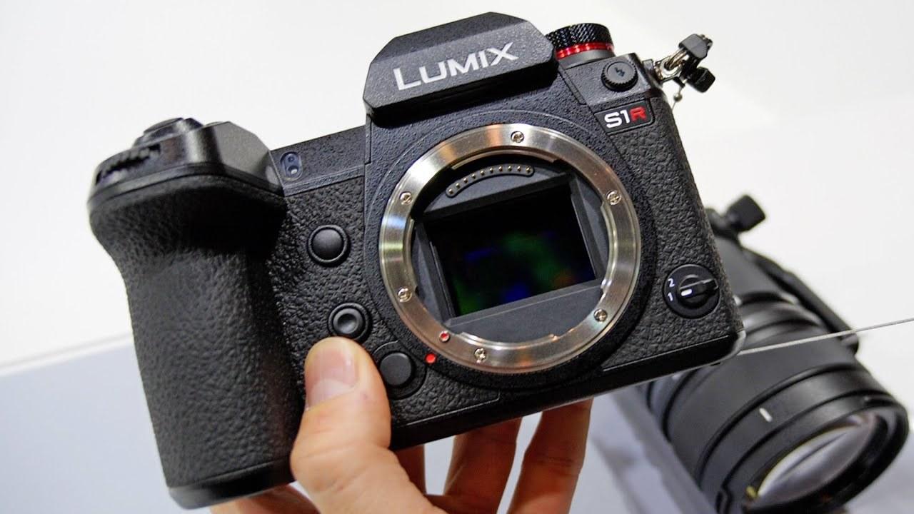 深夜4時45分から、Lマウントのシネマカメラ「LUMIX S1H」のお披露目が…お披露目が……zzz
