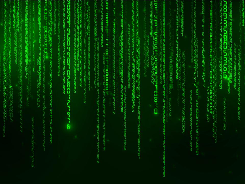 衝撃すぎる事実! 映画『マトリックス』OPで降ってくる緑のカタカナに隠された秘密が判明