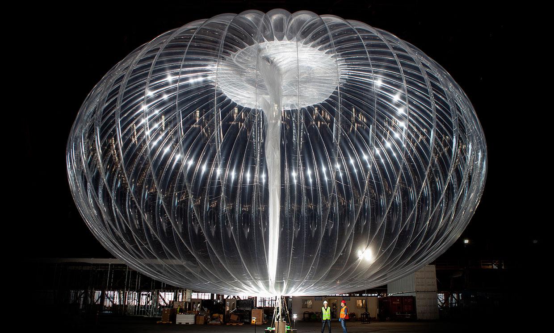 ペルーを襲った地震の後、インターネット気球Loonがモバイル回線をサポート