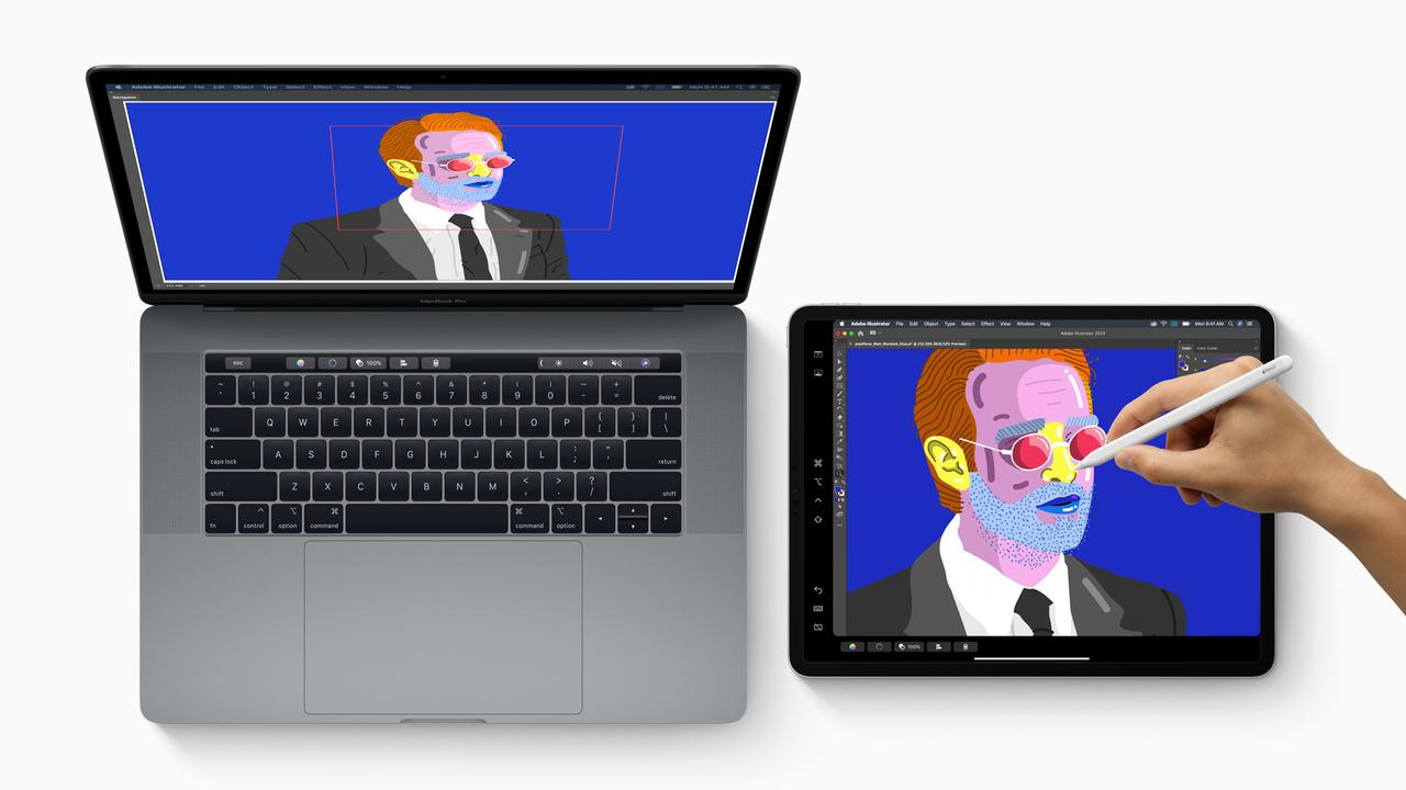 「Sidecar」とは? iPadをMacの「液タブ」にできるサブディスプレイ化機能 #WWDC19