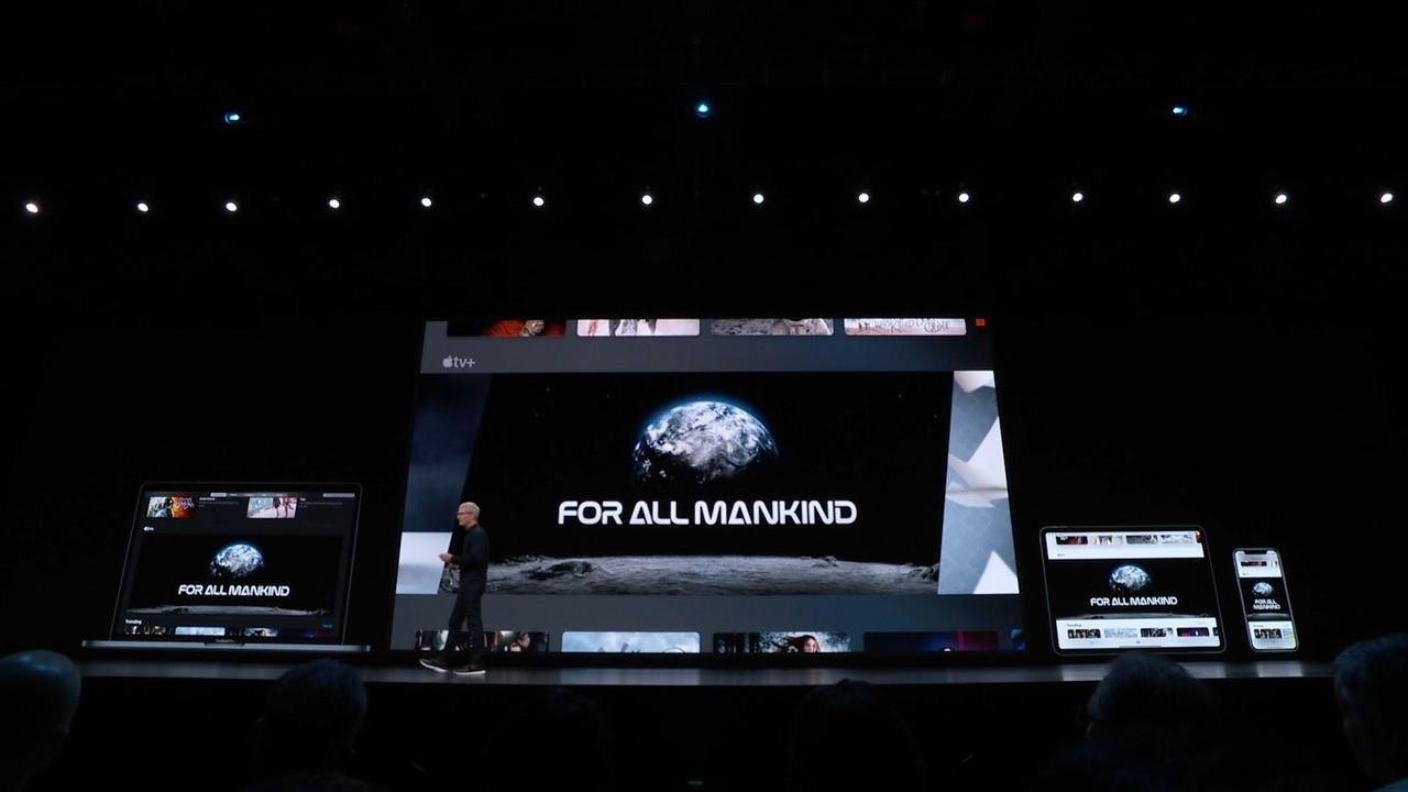 Apple自前で作るオリジナル映画がチラ見せ。モチーフはアポロ計画? #WWDC19