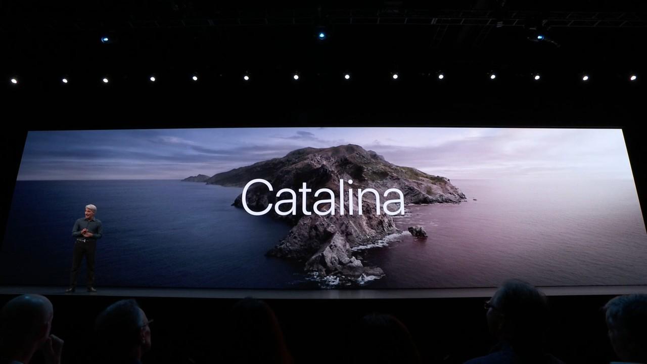 macの新OSの正式名称は「macOS Catalina(キャタリナ)」! #WWDC19