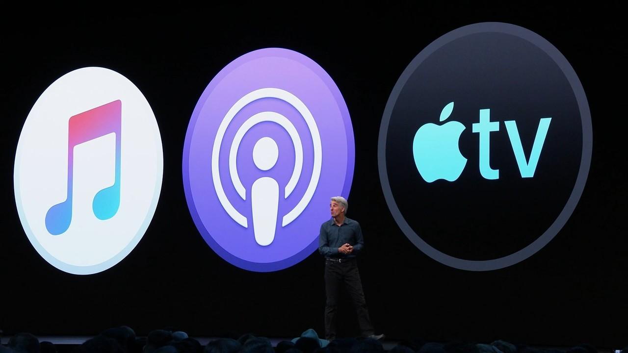 iTunesは3つのアプリに分割される #WWDC19