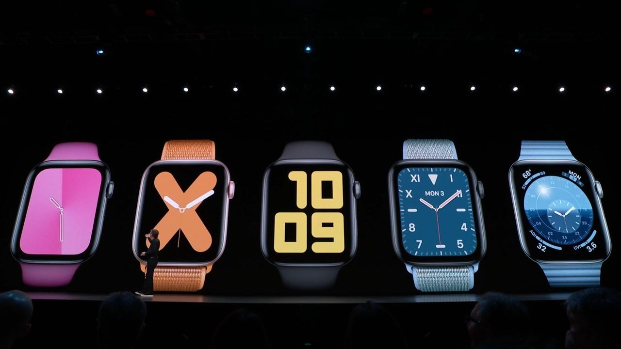 Apple Watchのウォッチフェイスが大進化! #WWDC19