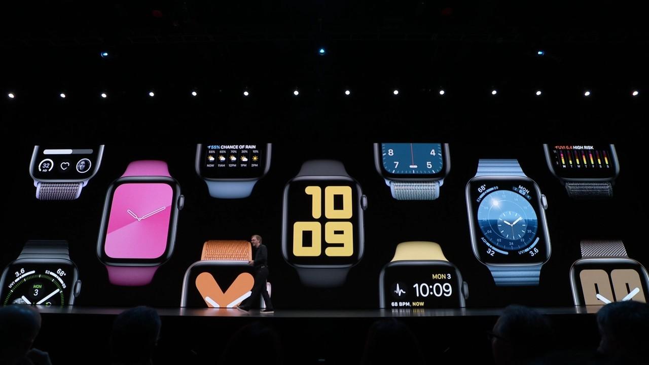 「watchOS 6」でAppStore追加!新機能も山盛り追加、文字盤も増えまくり! #WWDC19