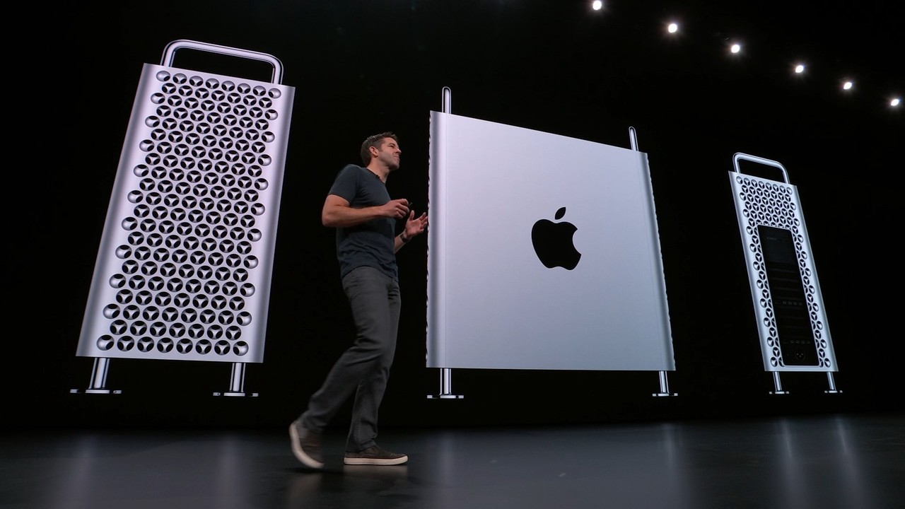新型Mac Proは電源1,400W食うおろし金モンスター #WWDC19