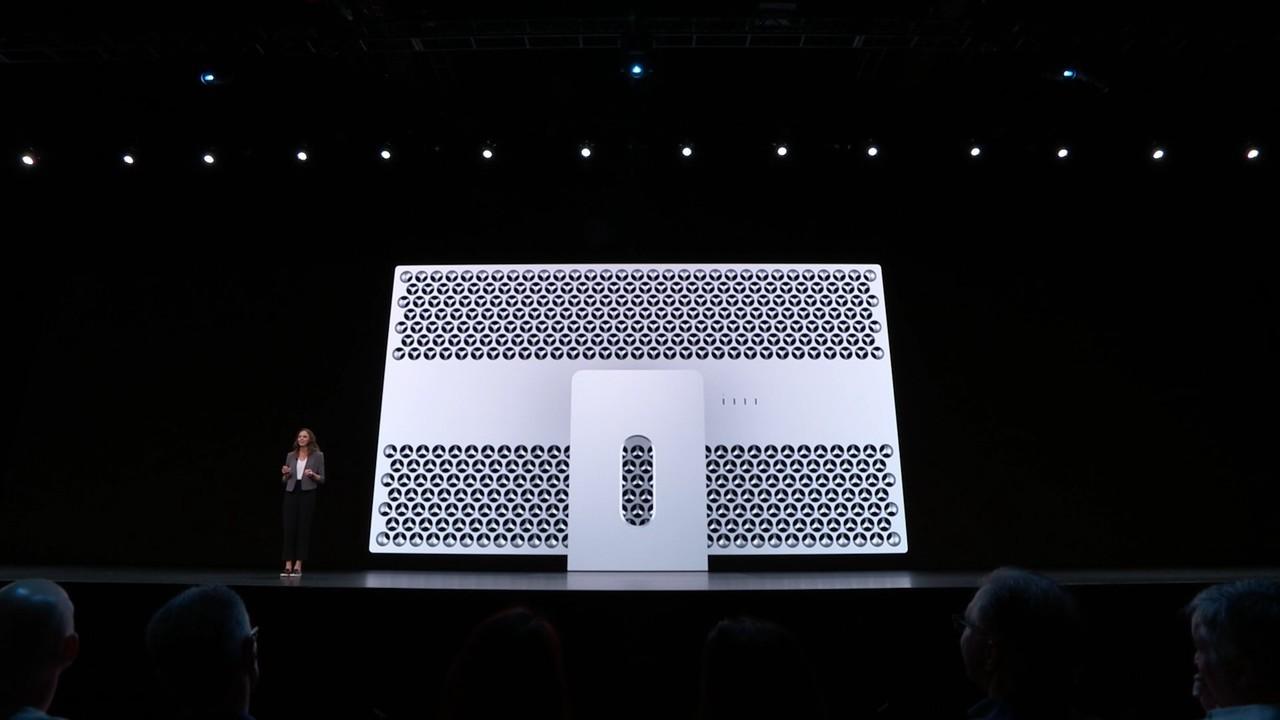 Appleの新型ディスプレイ発表、32インチRetina 6Kのモンスター!でも我々が思っていたのとナンカチガウ? #WWDC19