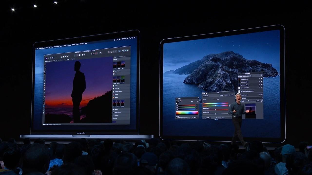 iPadがMacのサブディスプレイになる。「Side Car」登場! #WWDC19