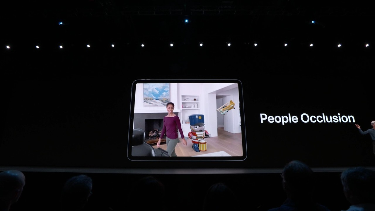 「Motion Capture」がすごそう。3D開発キット「ARKit 3」が充実してる! #WWDC19
